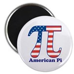 "American Pi 2.25"" Magnet (10 pack)"