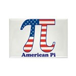 American Pi Rectangle Magnet (100 pack)