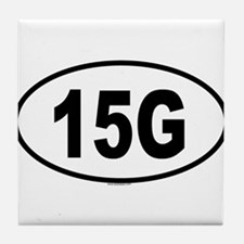 15G Tile Coaster