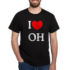 """I Love Ohio"" T-Shirt"