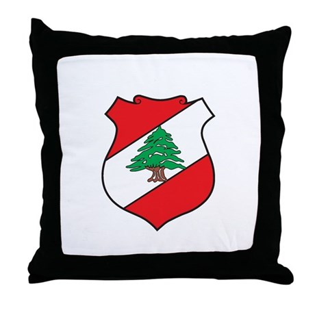 LEBANON Throw Pillow
