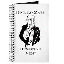 Uncle Zam Wants You Journal