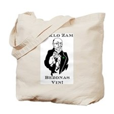 Uncle Zam Wants You Tote Bag