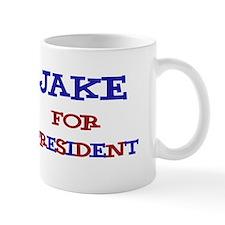 Jake for President Mug