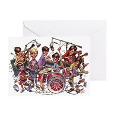 Cowsill 1960s Cartoon Greeting Cards(Pk of 10)