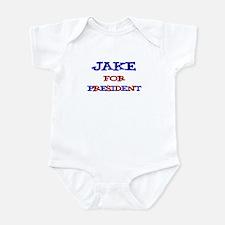 Jake for President Infant Bodysuit