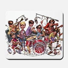 Cowsill 1960s Cartoon Mousepad