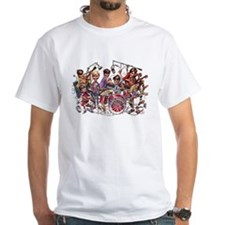 Cowsill 1960s Cartoon Shirt