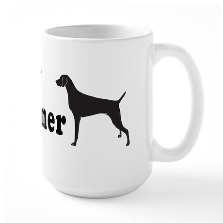WEIMERANER Large Mug