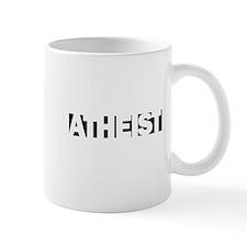 ATHEIST CUTOUT Mug