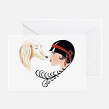 L'Amour - Greeting Card