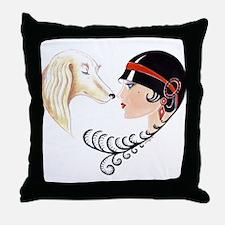 L'Amour - Throw Pillow