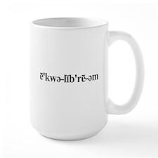 EQUILIBRIUM Mug