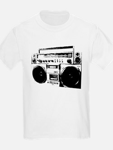 BoomBox Kids T-Shirt
