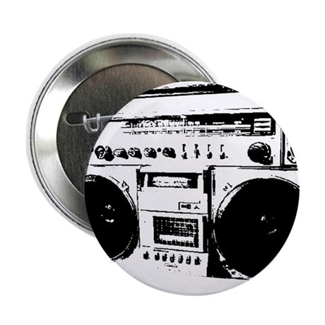 """BoomBox 2.25"""" Button (10 pack)"""