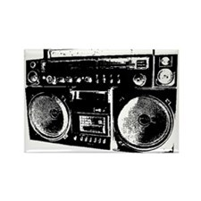 BoomBox 2 Rectangle Magnet (10 pack)