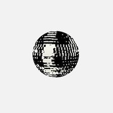 Discoball Mini Button