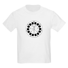 Viewfinder disk Kids T-Shirt