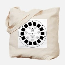 Viewfinder disk Tote Bag