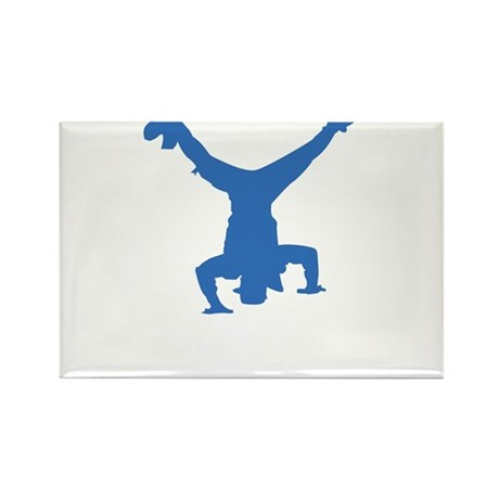 Headspin 05 Rectangle Magnet (10 pack)