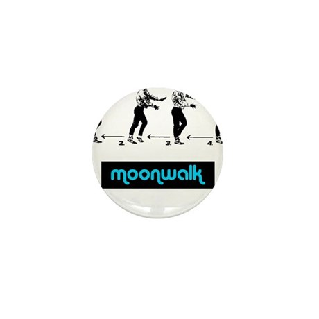 Moonwalk 02 Mini Button (100 pack)