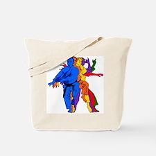 Tai-Chi Tote Bag