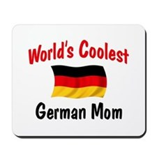 Coolest German Mom Mousepad