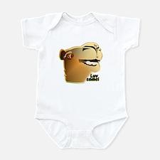 LUV CAMEL: a TIKI TOON Infant Bodysuit