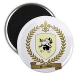 BRASSAUX Family Crest Magnet