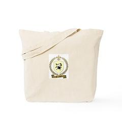 BRASSAUX Family Crest Tote Bag