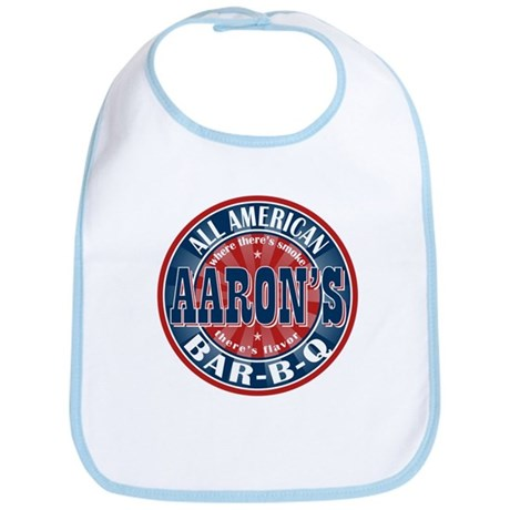 Aaron's All American Barbeque Bib