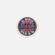 Aaron's All American Barbeque Mini Button (10 pack