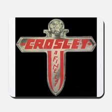 Crosley Car Owners Club logo Mousepad