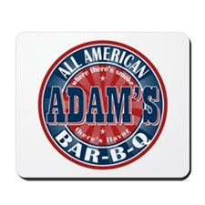 Adam's All American Barbeque Mousepad