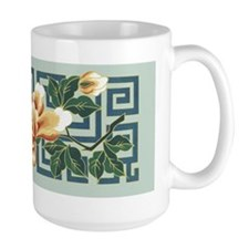 Chinese Peony Mug