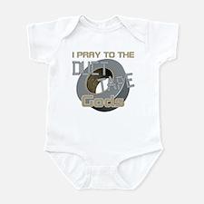 Duct Tape Gods Infant Bodysuit