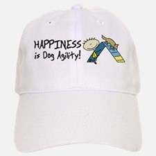 Happy Agility Dog Hat