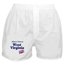 Almost Heaven Boxer Shorts