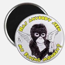 """Flying Monkeys 2.25"""" Magnet (10 pack)"""