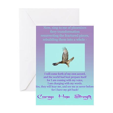 Survivor Items #1 Greeting Card