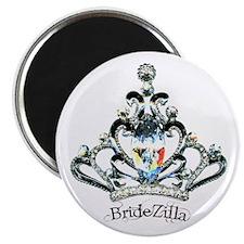 BrideZilla Magnet