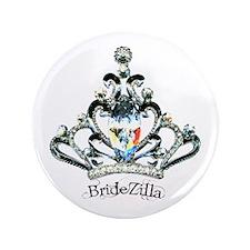 """BrideZilla 3.5"""" Button"""