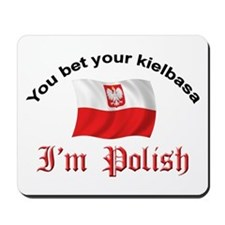 Polish Kielbasa 2 Mousepad