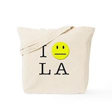 Unique I love la Tote Bag