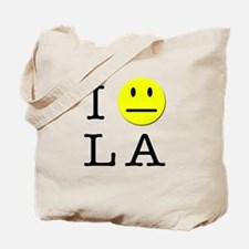 Funny I love la Tote Bag