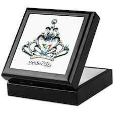 BrideZilla Keepsake Box