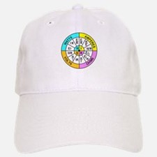 Ohm's Law - color Baseball Baseball Cap