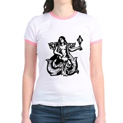 Mermaid Illustration T