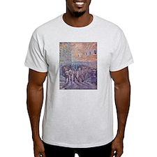 Funny Post impressionist T-Shirt
