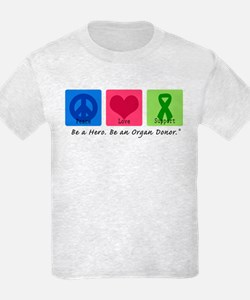 Peace Love Support T-Shirt